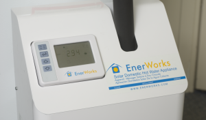 Close up of Enerworks Energy Pack