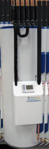 EnerworksFocus Line connected to heater tank