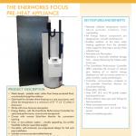 Focus Pre-Heat Appliance Fact Sheet